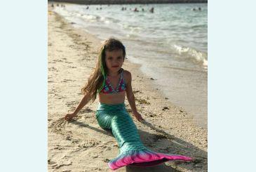 Дельфина принцесса морская волна от Софьи