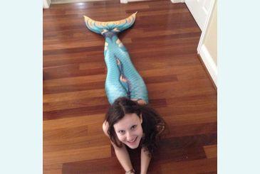 Хвост Дельфина Меджик Марина дома
