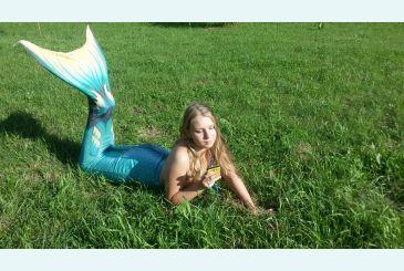 Хвост Дельфина Меджик Марина фото Анны Р.