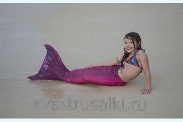 Дельфина принцесса фиолетовый фото от Isabel