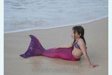 Дельфина принцесса фиолетовый фото от Isabel_1