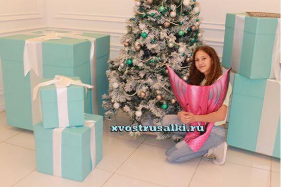 Что подарить девочке на новый год?