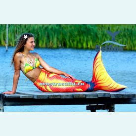 Хвост русалки Delfina 3D Sea Queen Fairy Fare +купальник