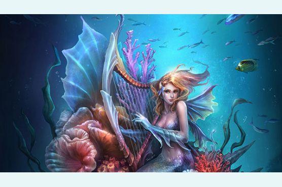 Русалочка Виалиста, истории про русалок