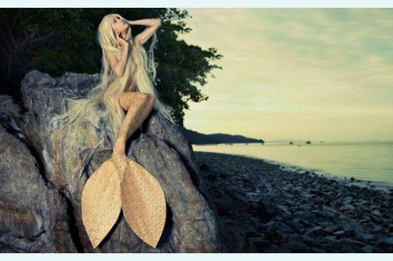 Сказка про хвост русалки хамелеон