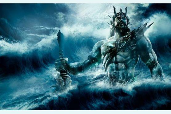 Посейдон, Нептун ,Русалы, Водяной