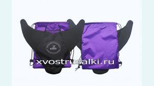 Рюкзак для хвоста русалки
