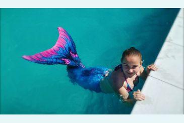 Хвост Delfina 3D Топаз фото Марии Л.