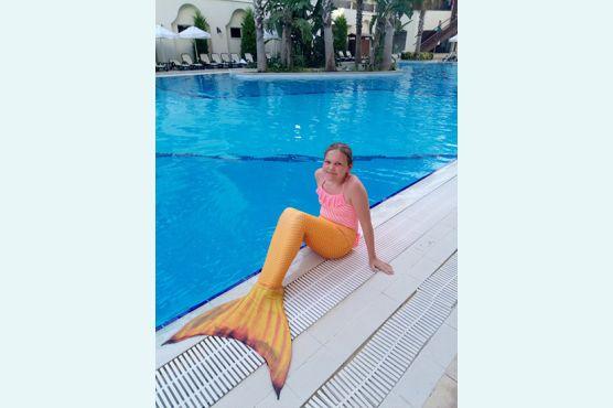 Даша Матухнова Ура! Плавание