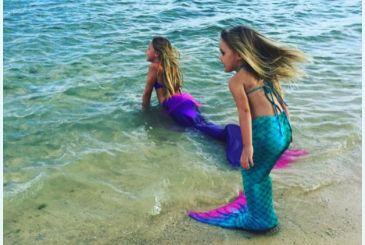 Дельфина принцесса морская волна от Глюкоза