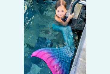 Дельфина принцесса морская волна фото Диана