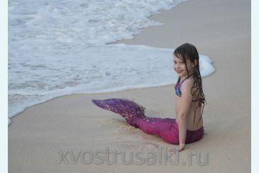 Дельфина принцесса фиолетовый фото от Isabel_2