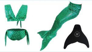 Хвост русалки блеск пр-во Китай в ассортименте