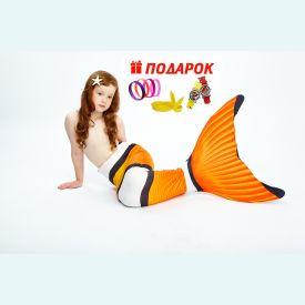 Хвост русалки Люкс Лайт тропический