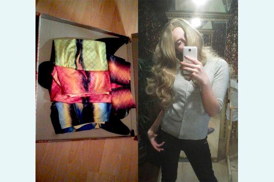 Фото хвостов Delfina 3D от Евы Гумилевой