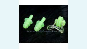 Затычки для плавания для ушей и носа